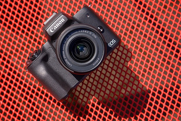 Canon EOS M50 Review  Digital Photography Review 54770a678309d