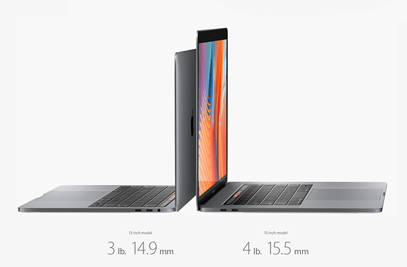 Apple revamps MacBook Pro lineup, adds 'Touch Bar' 3