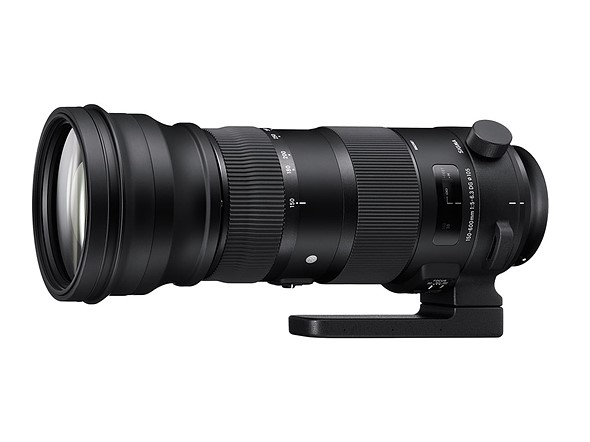 Sigma updates 150-600mm firmware to solve overexposure with