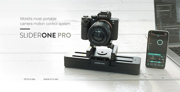 Edelkrone beefs up its slider range with new models and a