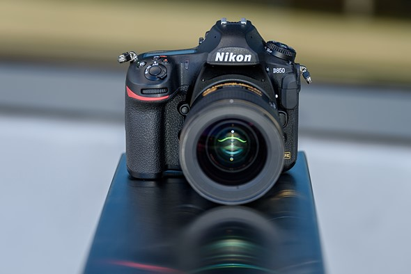 Nikon restructuring and strong D850 sales lead to 8x increase in annual profit