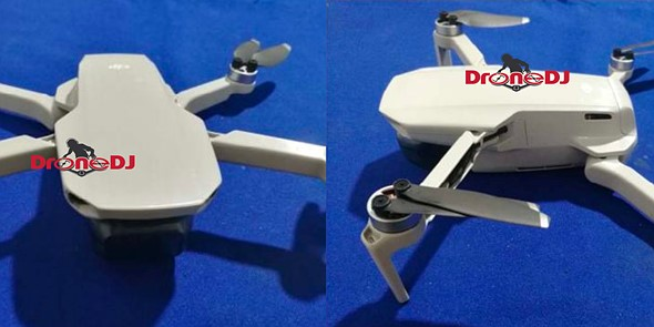 New photos, specs emerge for DJI's 'Mavic Mini' drone rumored to be