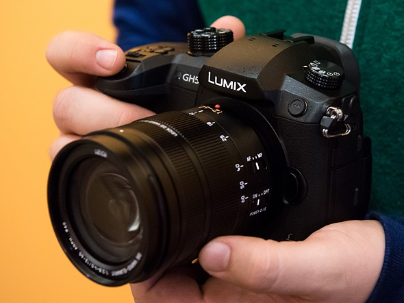 Panasonic Lumix DC-GH5 Review: Digital Photography Review