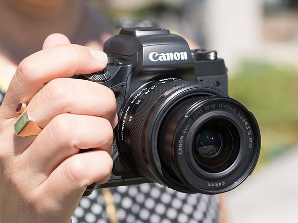 Rumor: Canon full-frame mirrorless already 'being used by