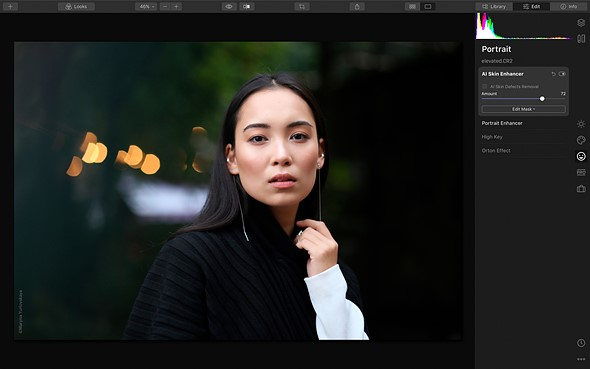 luminar4 4 - Luminar 4 available for pre-order, comes with new AI feature...
