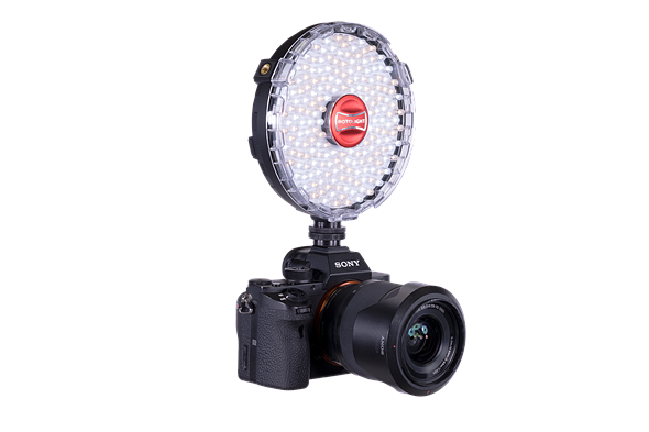 Rotolight unveils the Neo 2: A portable LED HSS flash that doubles as a modeling light 1
