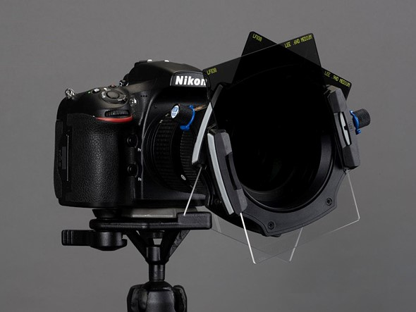 Lee introduces Tandem adapter to hold graduated filters at conflicting angles