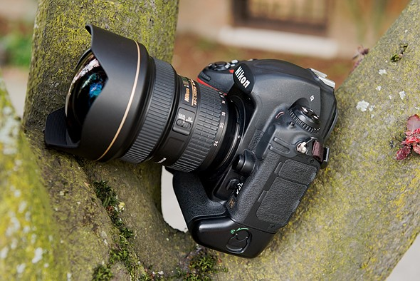 Nikon D3: The camera that changed everything: Digital