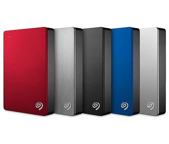 Seagate 5TB Backup Plus Portable is 'world's largest capacity' mobile storage drive 1