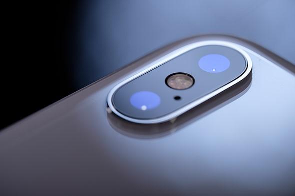 Apollo app for iOS uses dual-cam depth map to create