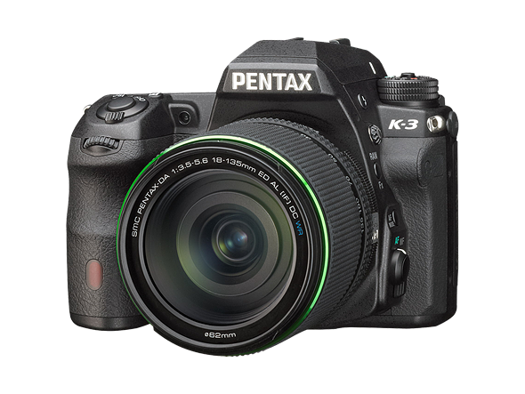 Firmware update adds support for K-AF4 lenses to Pentax K-3 and K-50 1
