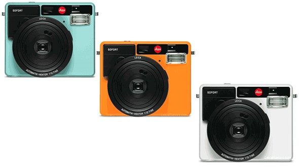 Leica-branded instant camera rumored to launch soon 1
