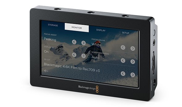 Blackmagic Design announces update to Video Assist monitors 1