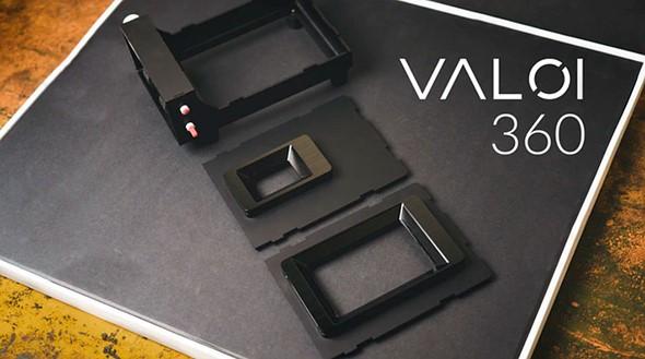 VALOI 360 Kickstarter campaign promises affordable way to digitize film