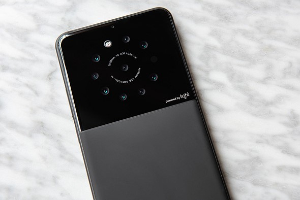 Light reportedly has phones with 'between 5 and 9 lenses' due out later this year