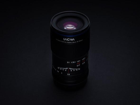 Laowa launches new 65mm F2.8 2x Macro APO lens for Fuji X, Canon M and Sony E-mount