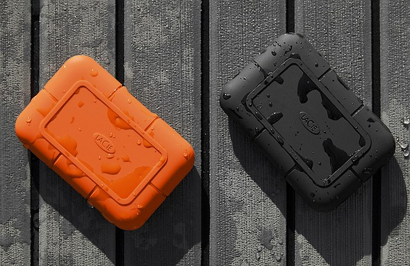 LaCie's announces new Rugged