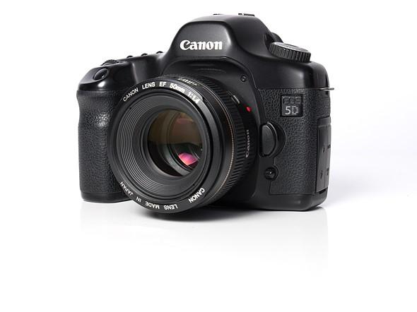 Throwback Thursday: Canon EOS 5D 1