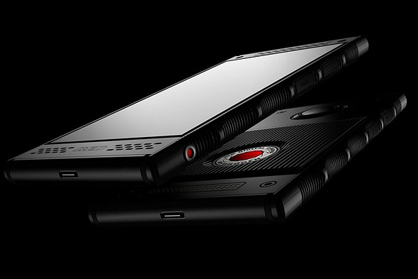 RED's Hydrogen One phone with holographic display is coming to AT&T and Verizon