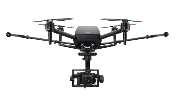 Sony officially announces the Airpeak S1, a $9K professional drone for creatives