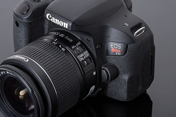 Canon EOS Rebel T7i / 800D review: Digital Photography Review