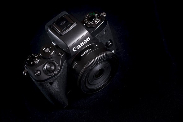 Modern Mirrorless: Canon EOS M5 Review: Digital Photography