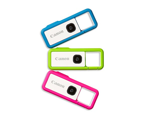 Canon announces upcoming public availability of its IVY REC clip camera