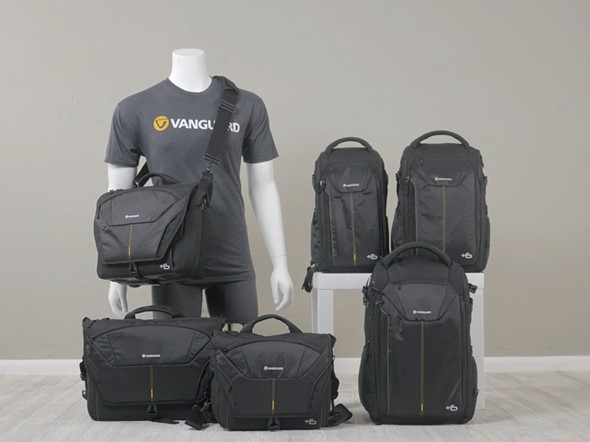 Vanguard S Alta Rise Bag Series Which Debuted At Photokina Includes Three Messenger Models Two Backpack And One Sling Model