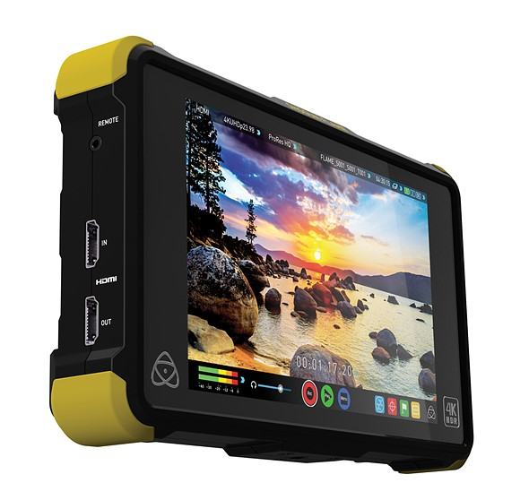 Atomos releases HDR update to Inferno, Flame and Blade recorders 1