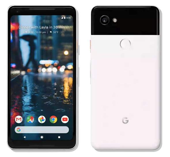 Google Software Update Will Address Some Pixel 2 Xl Display Issues Digital Photography Review