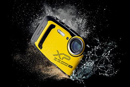 Fujifilm Announces The Finepix Xp140 Its Latest