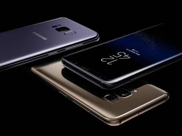 Leaked photo hints at Samsung Galaxy S9 with variable aperture lens