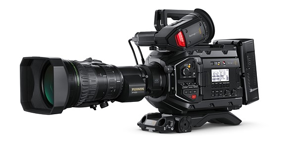 broadcast ursa camera blackmagic