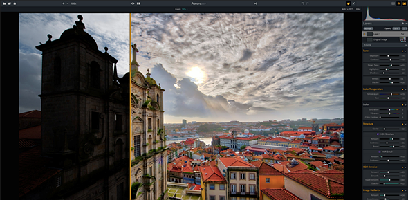 Macphun Has Teased Its Customers With A Brief Preview Of Aurora Hdr  Ahead Of Its Planned Launch Next Month The New Version Of The Software Features An