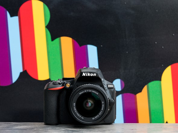 Nikon D5600 review: making connectivity a snap? 1