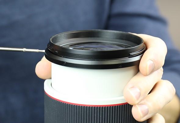 Lensrentals teardown reveals the guts of the 'Strong like Bull' Canon RF 70-200mm F2.8 lens