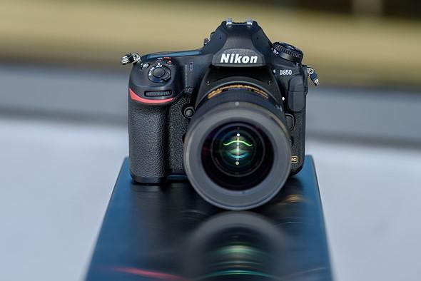 Nikon claimed the #1 spot in the full-frame camera market