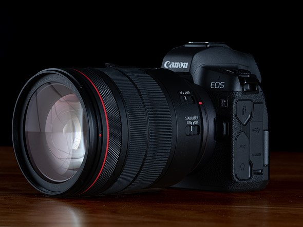 What does the EOS R tell us about Canon and the RF mount's future?