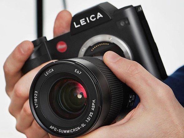 Leica releases firmware updates for its SL, CL cameras to add L