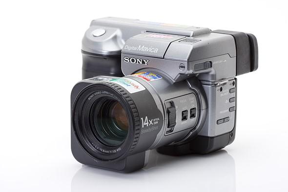 Throwback Thursday: a fresh look at the Sony Mavica FD-91 1