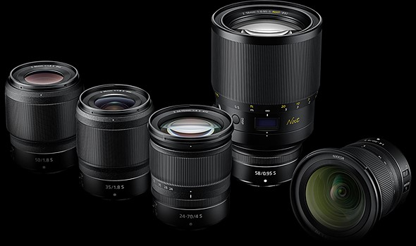 Nikon updates its lens roadmap with 3 lenses confirmed for 2020, 7