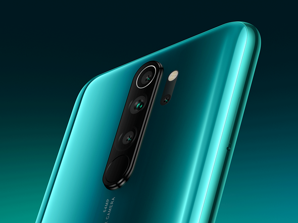 The Redmi Note 8 Pro is the first officially-announced