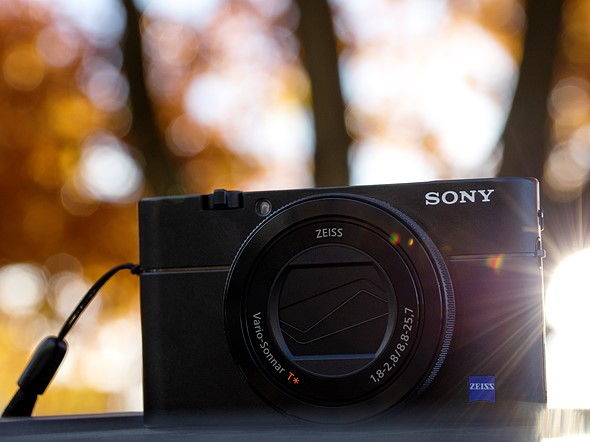 Fast Five: Sony Cyber-shot RX100 V Review 1