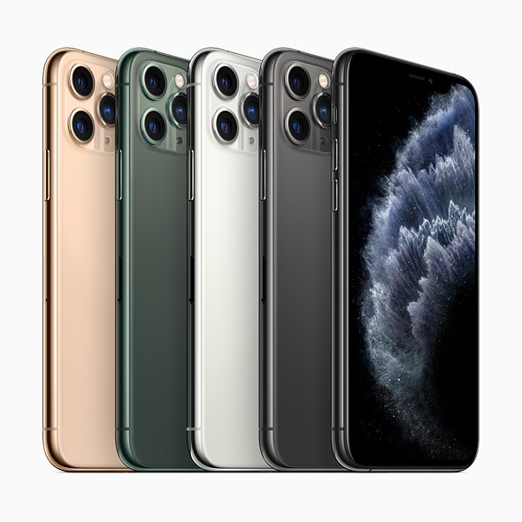Apple Debuts Iphone 11 And Iphone 11 Pro With Ultra Wide