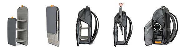 Lowepro introduces FreeLine BP 350 AW with all-new QuickShelf technology