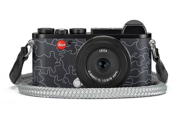 "Leica CL ""Urban Jungle by Jean Pigozzi"" Special Edition"