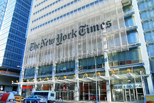 The New York Times is looking to hire a Photo Director