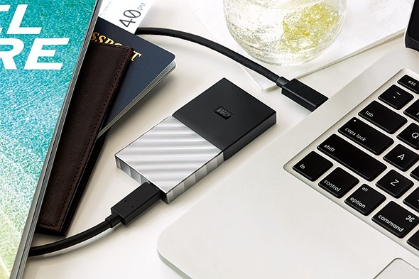Western Digital launches its first portable SSD 1