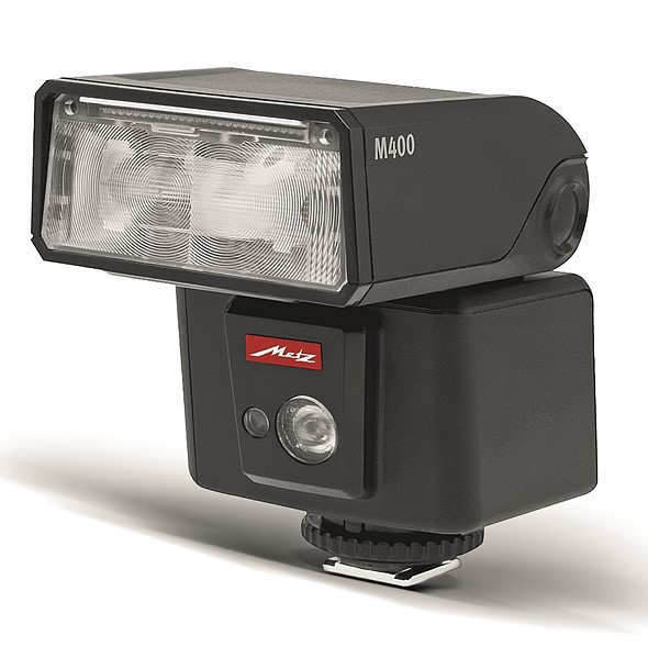 Metz mecablitz M400 compact wireless flash unit now available 1
