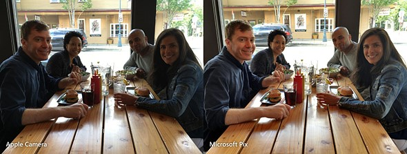 Microsoft Pix aims to capture better people pictures 2